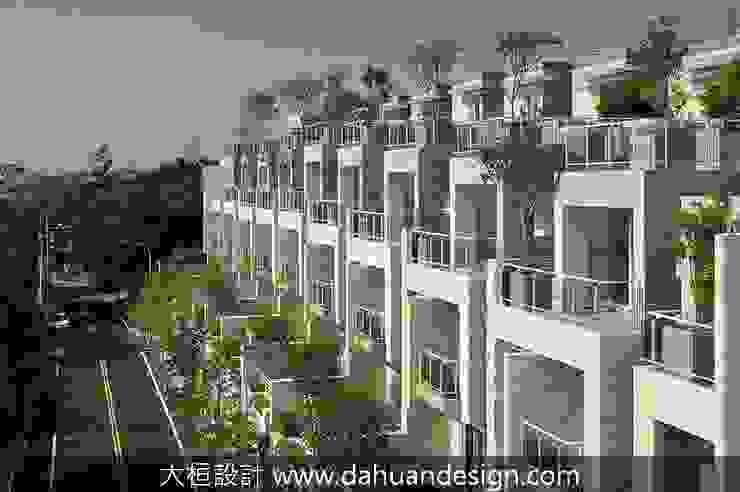 大桓設計-建築設計-極上之墅 by 大桓設計顧問有限公司 Minimalist Marble