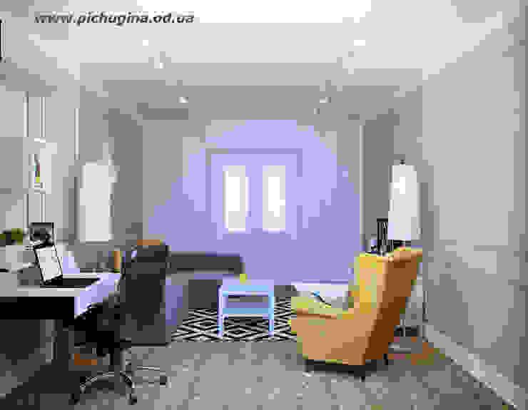 Livings de estilo ecléctico de Tatyana Pichugina Design Ecléctico