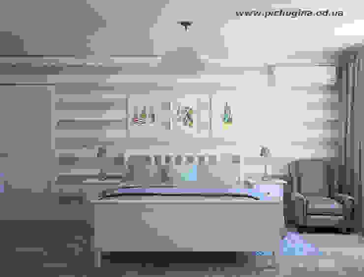 Dormitorios de estilo ecléctico de Tatyana Pichugina Design Ecléctico