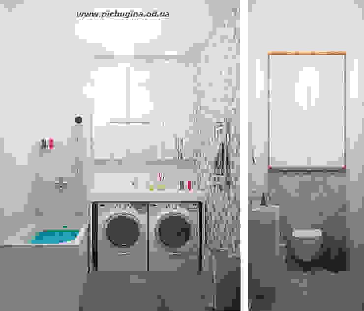 Baños de estilo minimalista de Tatyana Pichugina Design Minimalista