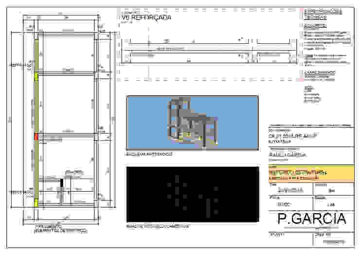 P.GARCIA | Projetos Técnicos Detached home