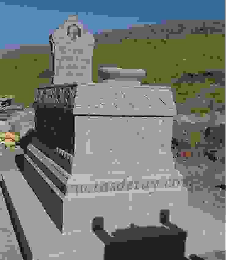 mezar yapımı Taş Detay