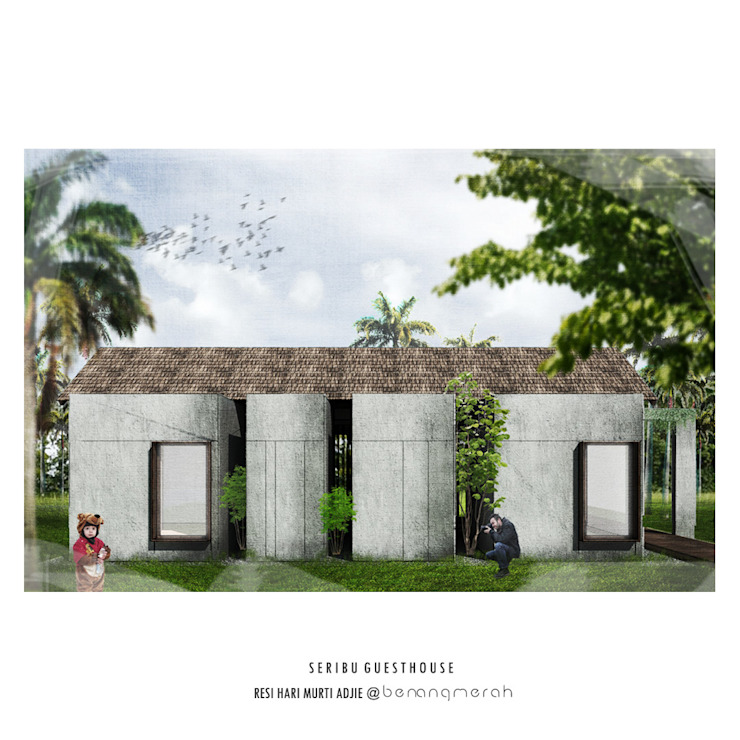 van Studio Benang Merah