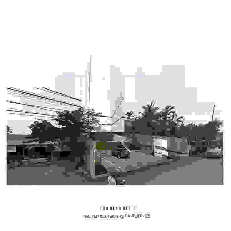 Tata Udara nusantara HQ @ Jakarta Timur Oleh Studio Benang Merah