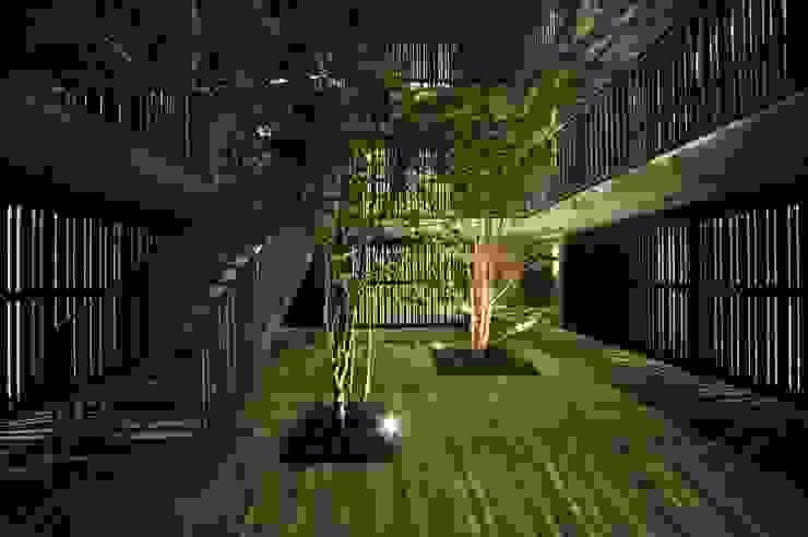 Jardin moderne par HAN環境・建築設計事務所 Moderne