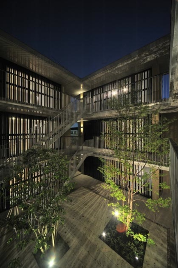 Maisons modernes par HAN環境・建築設計事務所 Moderne