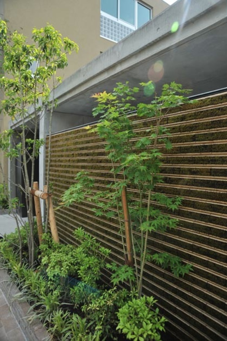 Murs & Sols modernes par HAN環境・建築設計事務所 Moderne