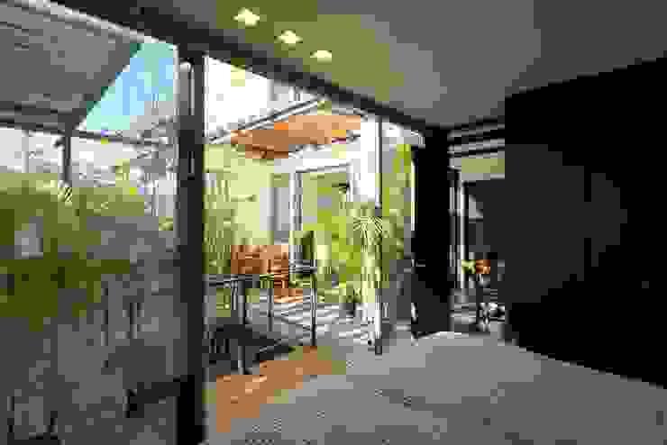 HAN環境・建築設計事務所 Scandinavian style bedroom