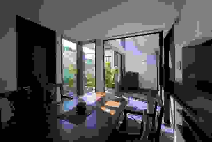 HAN環境・建築設計事務所 Scandinavian style dining room