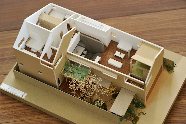 HAN環境・建築設計事務所 Floors