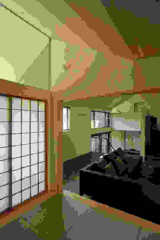 HAN環境・建築設計事務所 Modern style media rooms