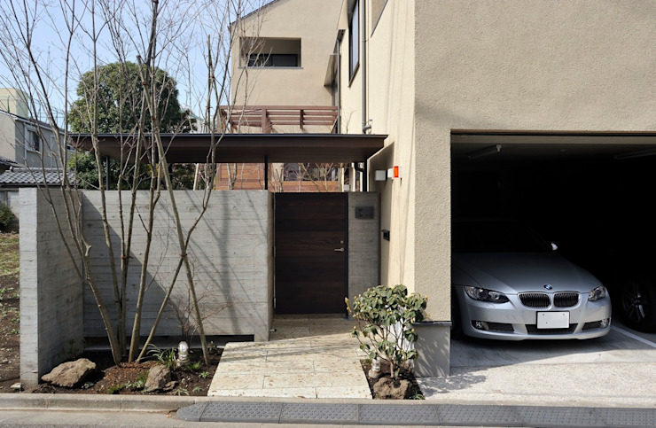 HAN環境・建築設計事務所 Modern houses
