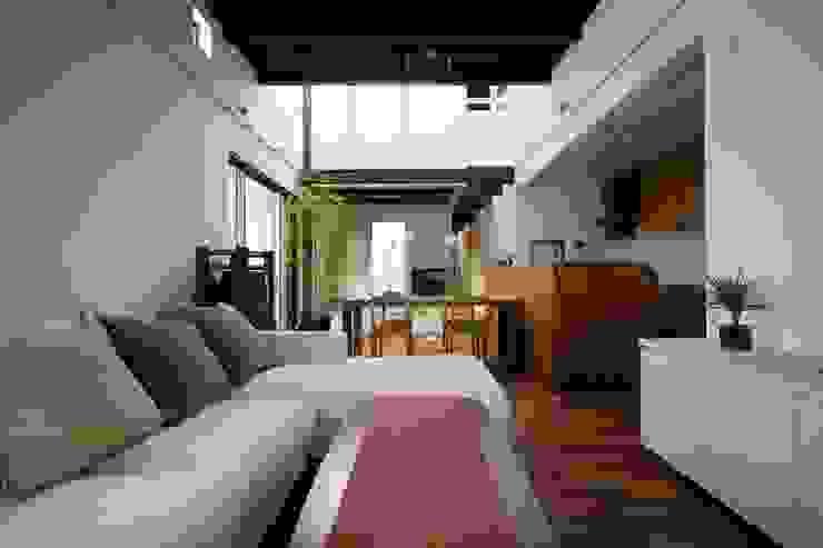 HAN環境・建築設計事務所 Living room