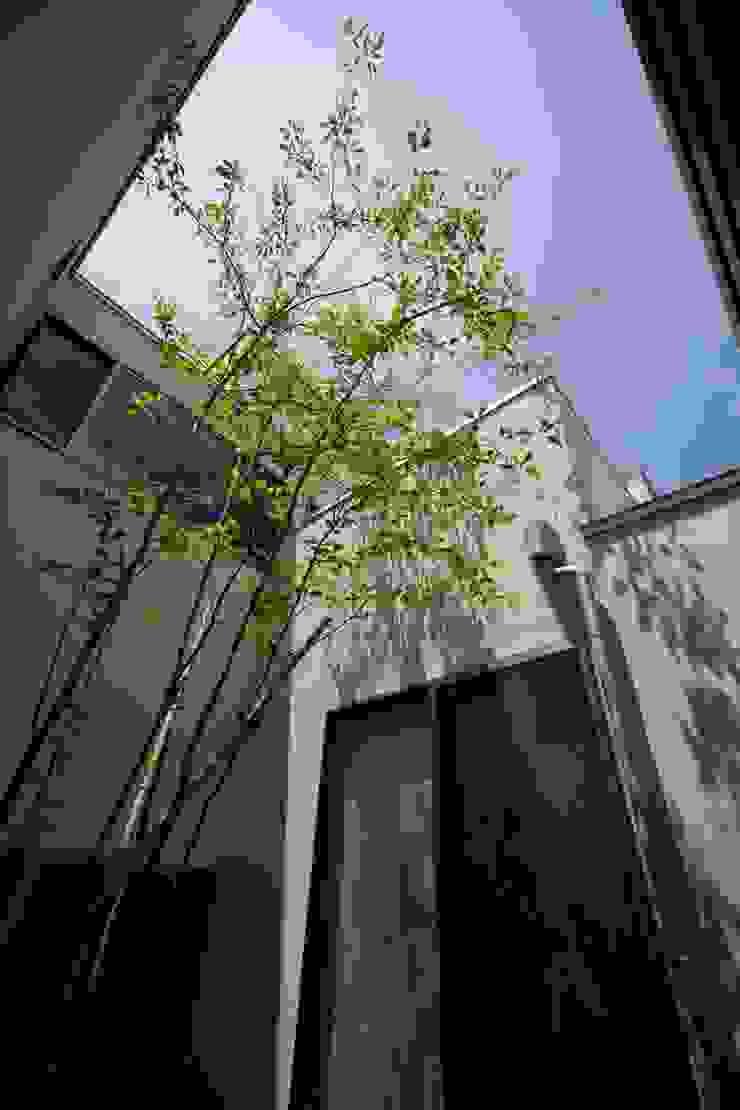 HAN環境・建築設計事務所 Modern style gardens