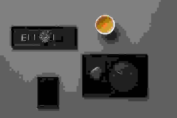 ALTRAY (Black): (주)해야지 HAEYAJI Inc.의 현대 ,모던 알루미늄 / 아연