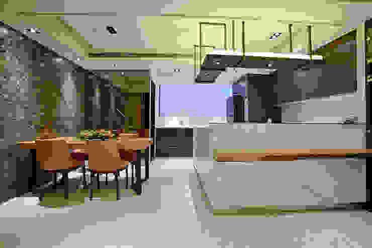 住空間-信義路 根據 青易國際設計 現代風