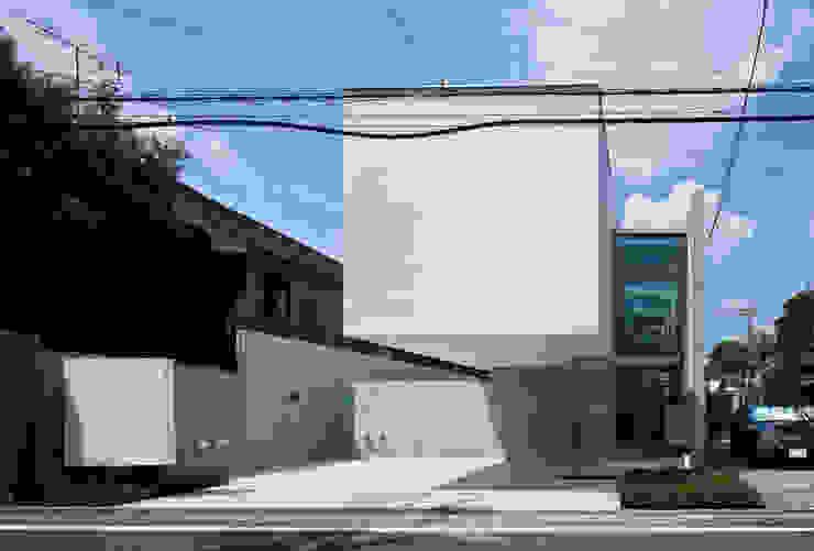 โดย 庄司寛建築設計事務所 / HIROSHI SHOJI ARCHITECT&ASSOCIATES โมเดิร์น