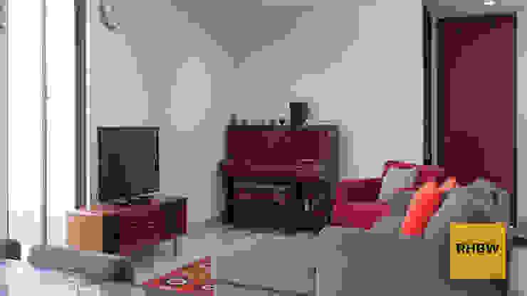 Modern living room by RHBW Modern