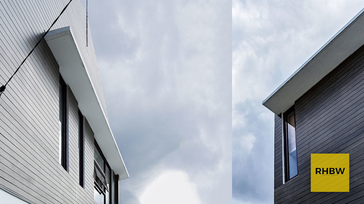 Architecture and Interior Ruang Keluarga Modern Oleh RHBW Modern