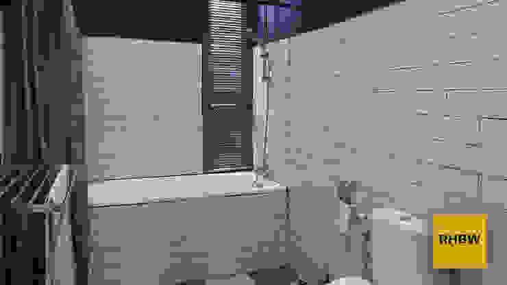 RHBW 現代浴室設計點子、靈感&圖片