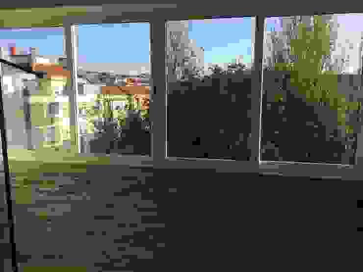 Lx Obras uPVC windows White