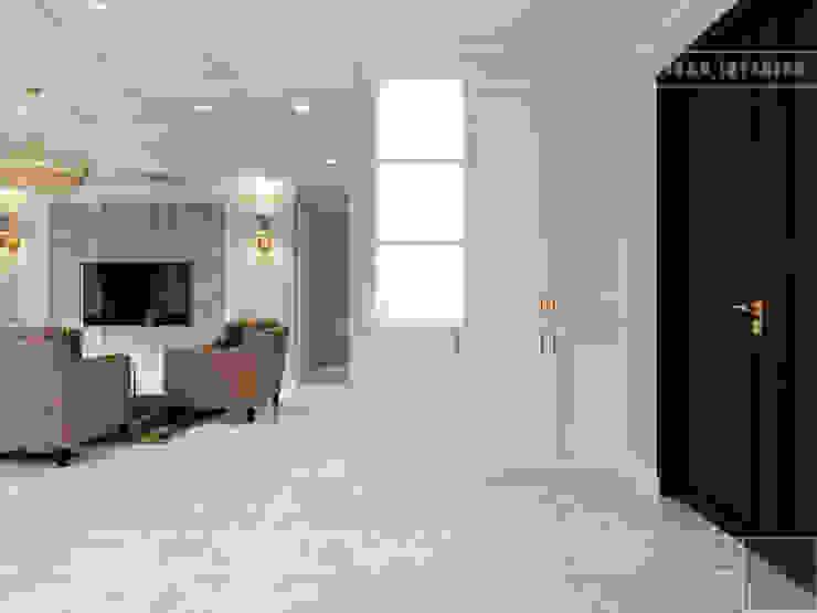 Thiết kế căn hộ cao cấp sang trọng mang phong cách Tân Cổ Điển bởi ICON INTERIOR Kinh điển