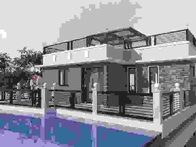 MODERN DESIGN OF HOUSE by Dennis Gomez CAD Services