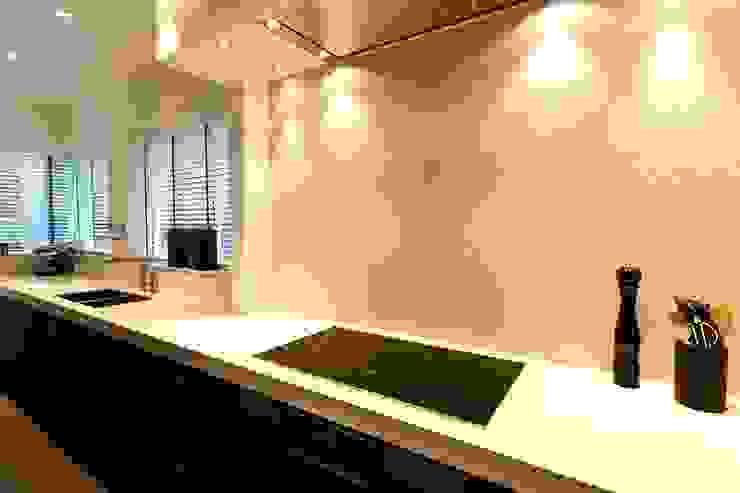 kooknis DWB2C Klassieke keukens Tegels Beige