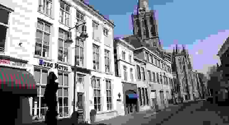 Gevel aan de Kerkstraat Klassieke hotels van DWB2C Klassiek