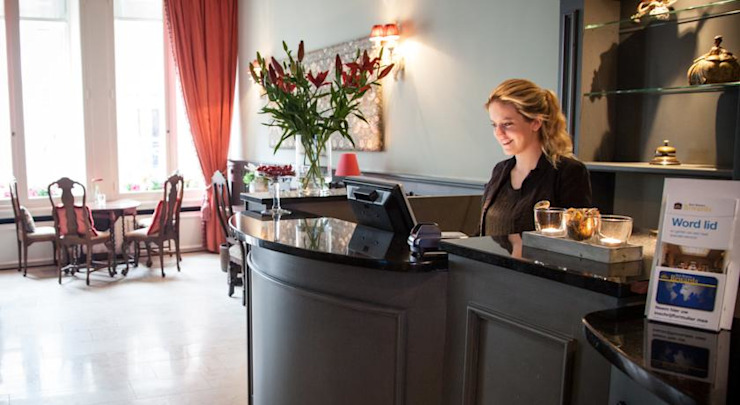 Receptie Klassieke hotels van DWB2C Klassiek