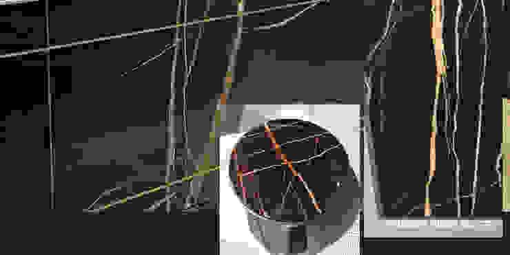 Sgabello Interiores Walls & flooringWall & floor coverings Porcelain Black