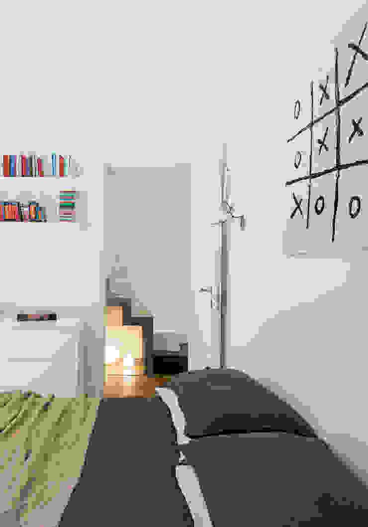 Mia House Arabella Rocca Architettura e Design Camera da letto moderna