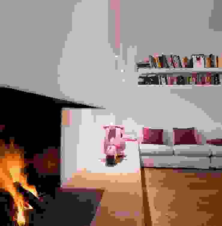 Mia House Arabella Rocca Architettura e Design Soggiorno moderno