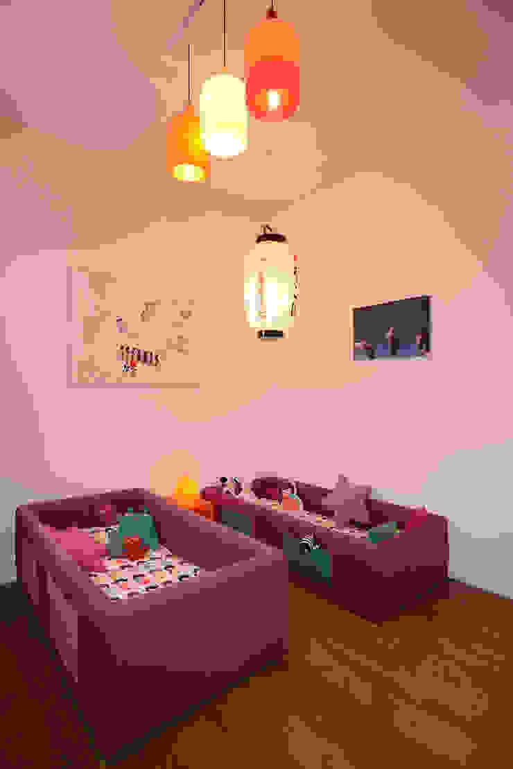 Mia House Arabella Rocca Architettura e Design Stanza dei bambini moderna