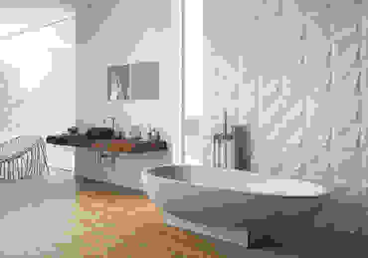 Phòng tắm phong cách hiện đại bởi DUNE CERAMICA Hiện đại