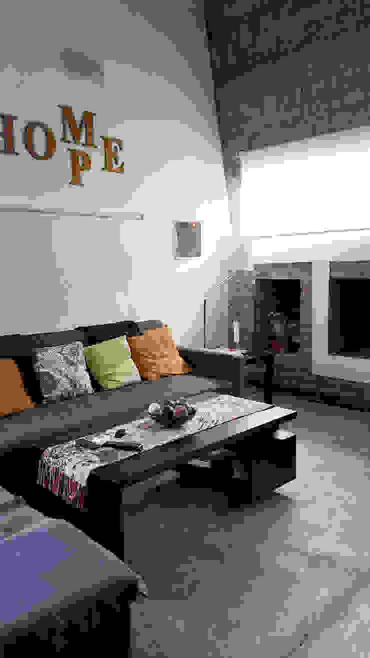 Casa A&P Livings modernos: Ideas, imágenes y decoración de Módulo 3 arquitectura Moderno