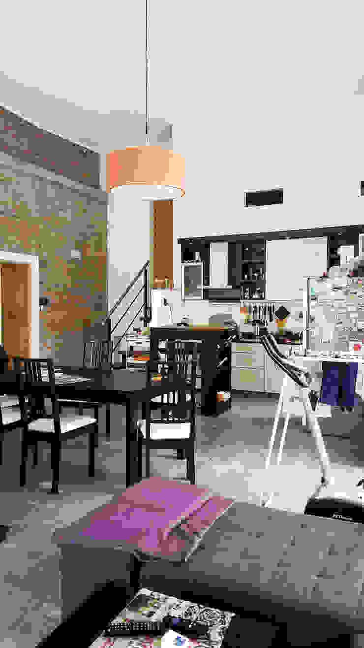 Casa A&P Comedores modernos de Módulo 3 arquitectura Moderno