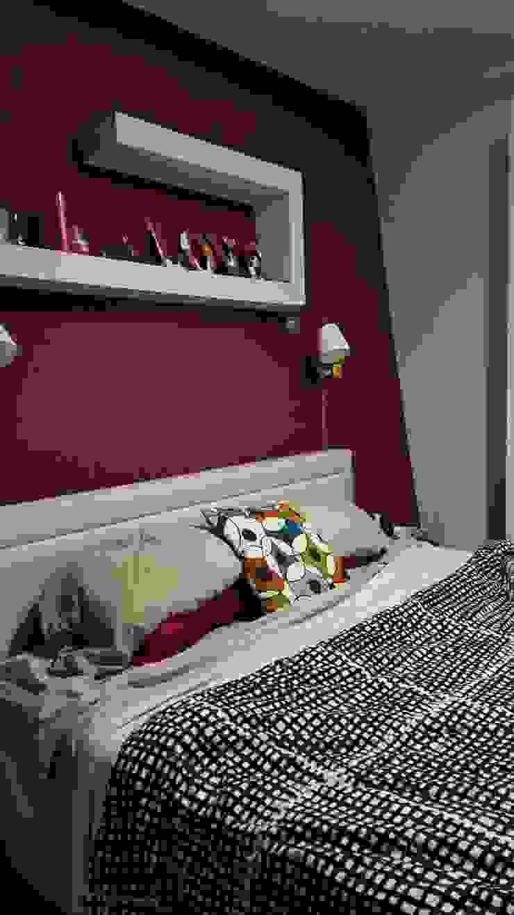 Casa A&P Dormitorios modernos: Ideas, imágenes y decoración de Módulo 3 arquitectura Moderno