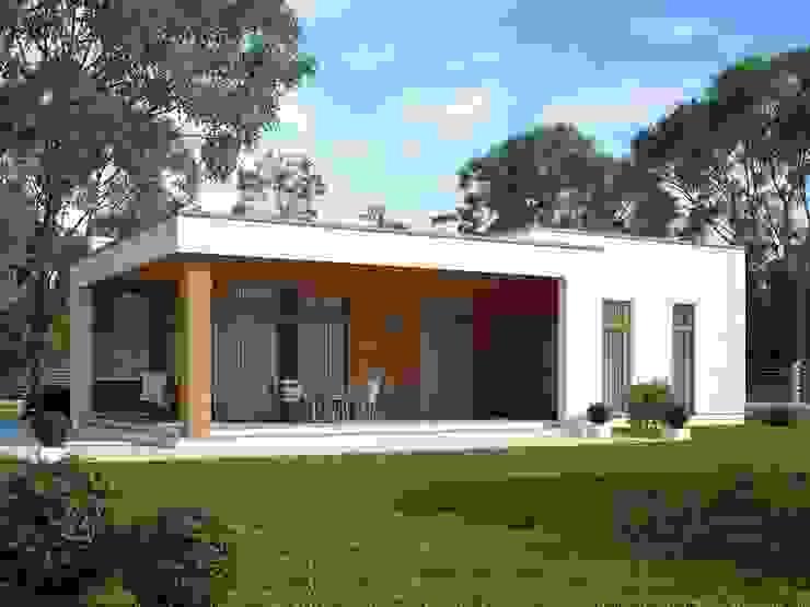 Лир_159 кв.м.: Дома в . Автор – Vesco Construction