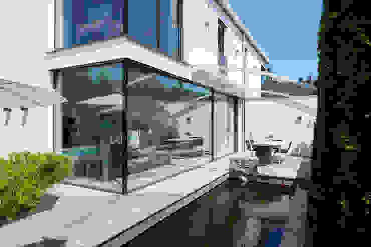 KELLER minimal windows® – filigrane Festfenster und Schiebetüren von KELLER AG