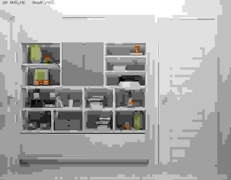 HO1808 Modern Apartment Interior Design/ Bel Decor bởi Bel Decor