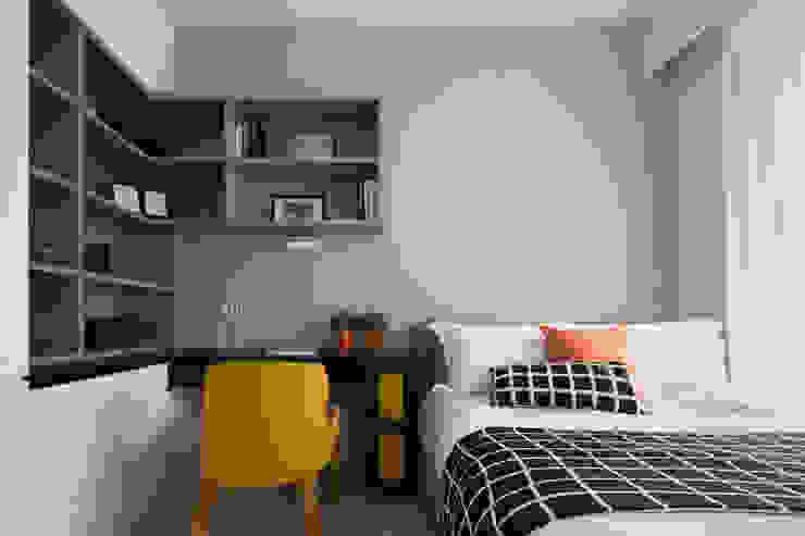 次臥房 存果空間設計有限公司 臥室