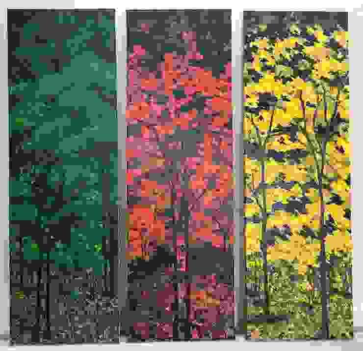 Seasons: asian  by Indian Art Ideas,Asian