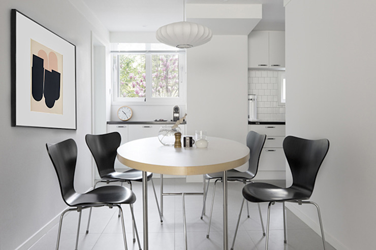 husk design 허스크디자인 Modern Dining Room