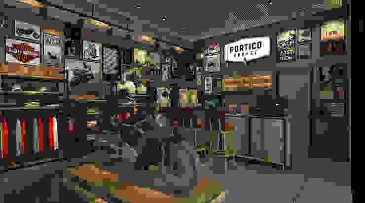 Portico Garage by High Street Industrial