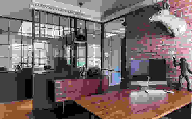 林口天地昕 根據 隱室設計 In situ interior design 現代風