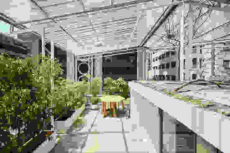 巧偶花藝˙設計 Ciao Flower Design 根據 隱室設計 In situ interior design 工業風