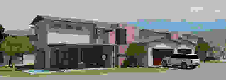 LUXURY VILLAS by ENDesigns Architectural Studio Modern