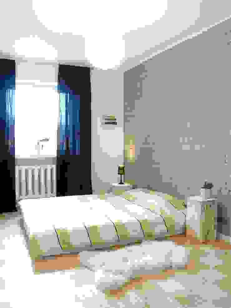 Baltic Design Shop СпальняЛіжка та спинки Дерево Білий