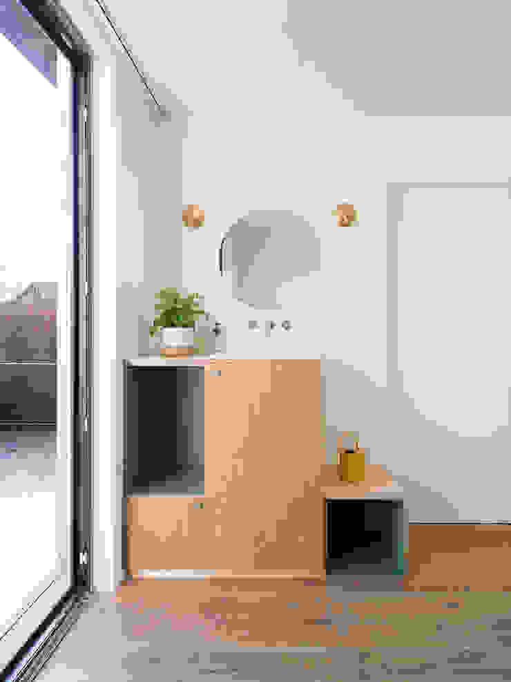 Interior Kevin Veenhuizen Architects BadkamerWastafels Hout Hout